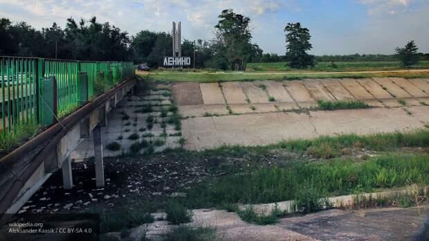 Крымчане просят власти РФ уберечь их от ядовитой воды с Украины