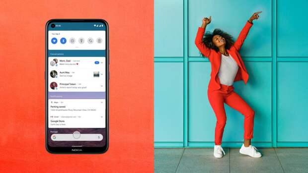 HMD Global обновила график выхода Android 11 для смартфонов Nokia: кто и когда обновится