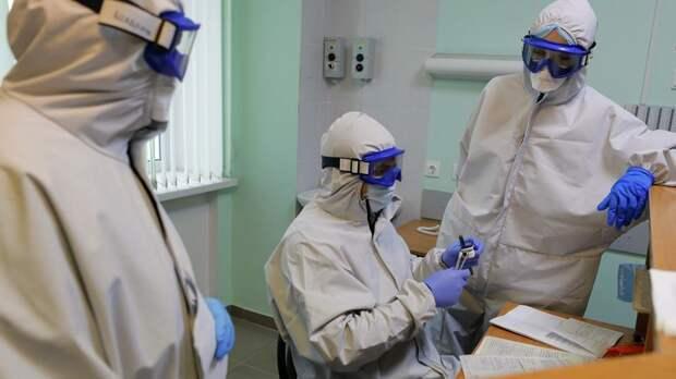 За сутки в России выявили 19 851 новый случай коронавируса
