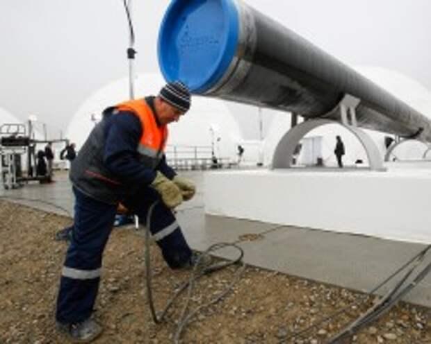 Россия и Украина договорились о возобновлении диалога по газовому вопросу