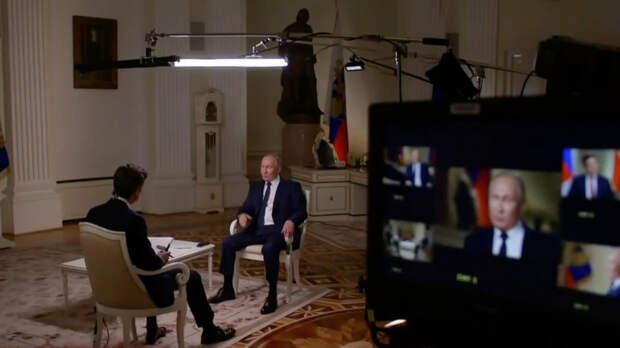 Путин дал ожидаемое интервью в преддверии встречи с Байденом