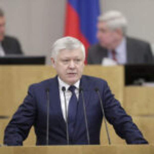В Госдуме назвали цель запрета иностранного гражданства у госслужащих