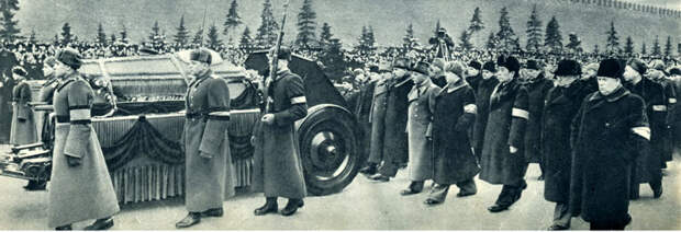 В последний путь. Как уходили руководители СССР