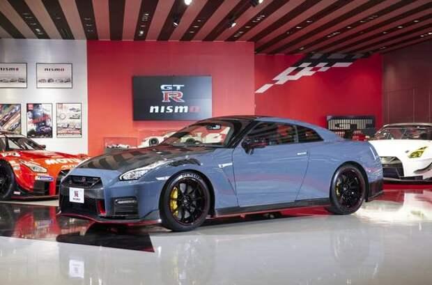 У Nissan GT-R Nismo появилась новая спецверсия