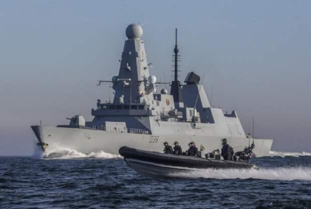 Спустя месяц в Хорватии раскрыли тайные детали скандального маневра британского эсминца