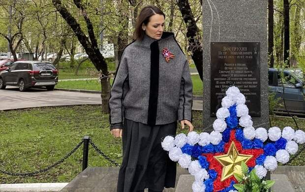 """Лидер """"Совета матерей"""" Буцкая предложила максимально упростить поиск данных о героях ВОВ"""