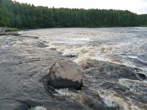 Суойоки: почему эта река считается самой таинственной в России