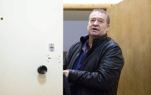 Бывший губернатор Республики Марий Эл Леонид Маркелов Михаил Солунин/ТАСС