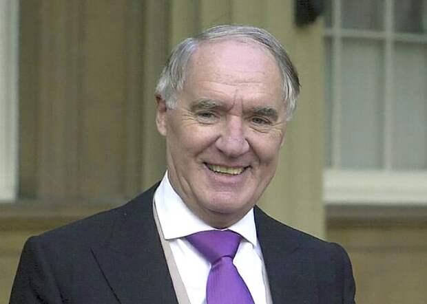 Умер владелец газеты The Daily Telegraph Дэвид Баркли