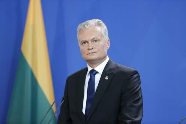 «Невоспитанность идурной тон»: депутат Госдумы раскритиковал главу Литвы