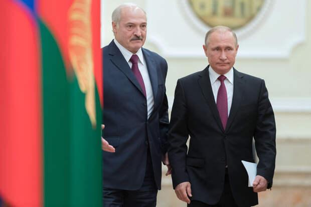 О зачотном «прогибе» Александра Лукашенко перед Владимиром Путиным