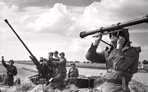 А вот уже у советских солдат. /Фото: yandex.ru.