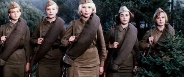 «…А зори здесь тихие»: что случилось с пятью девчатами и их старшиной