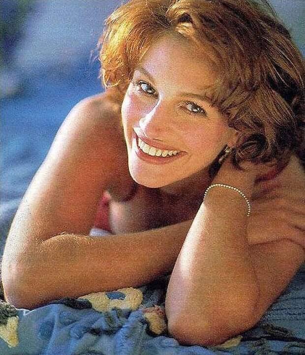 Секс-символы 90-ых Джулия Робертс