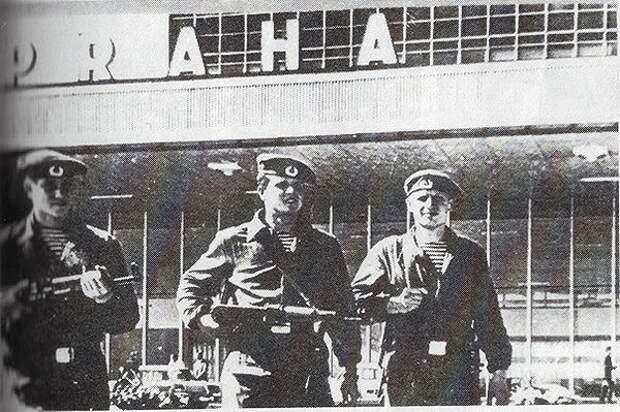 За что Брежнев так любил советские десантные войска