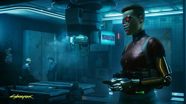 Cyberpunk 2077. Предрелизный трейлер