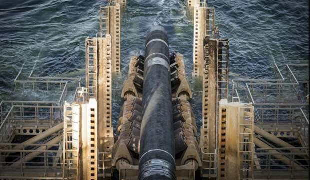 """""""Газпром"""" самостоятельно закрывает """"Северный поток-2"""""""