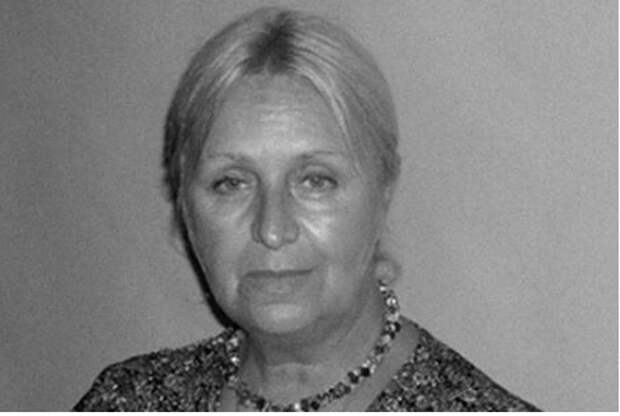 Актриса Любовь Омельченко умерла от коронавируса