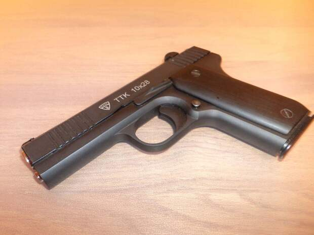 Травматический пистолет ТТК: история создания