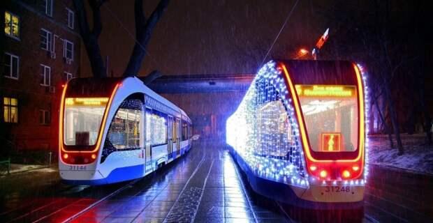 Петербург – самый трамвайный город России