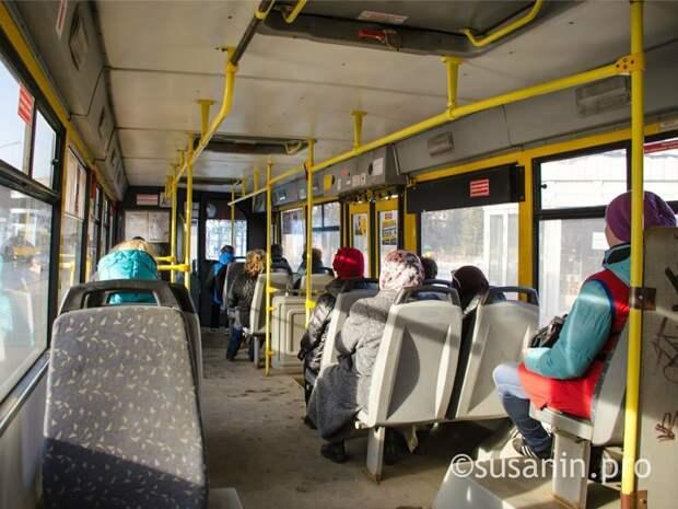 Терминалы в транспорте Сарапула внедряют медленнее, чем ожидалось