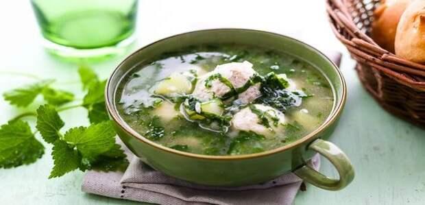 Борщ с крапивой: рецепты супа для здоровья