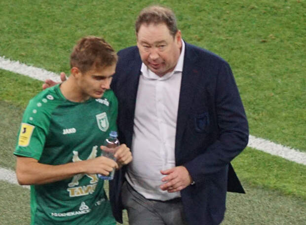«Рубин» Слуцкого сыграет с «Зенитом» в голландский футбол. Удивит ли этим Семака?