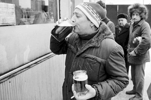 Как выпивали в Советском Союзе?