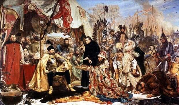 Тайные корни русской Смуты: Ватикан против Москвы и Божий промысел