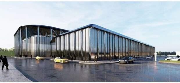 Стало известно, как будет выглядеть новый аэропорт Новокузнецка
