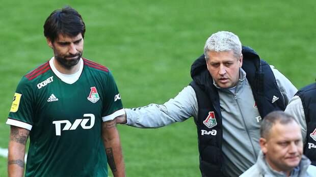 «Локо» может получить «технарь» 0:3 в матче со «Спартаком». Начальник команды Сухина был замечен в судейской