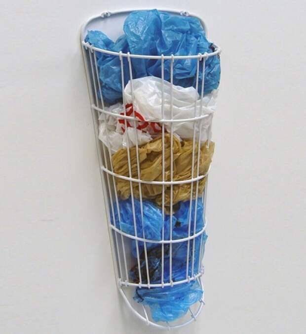 Идеи для тех, у кого есть пакет с пакетами