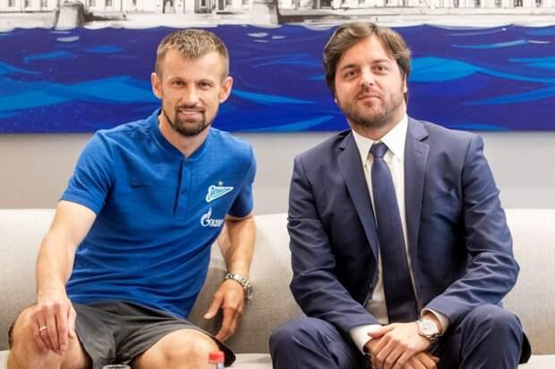 Андрей Червиченко: Благо «Зенит» сейчас освободился от этого «Калиостро» Рибалты, который за баснословные деньги отгружал очень спорных игроков