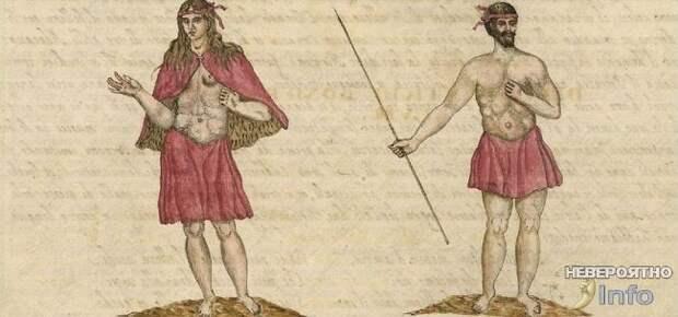 Испанцы считают атлантов своими предками