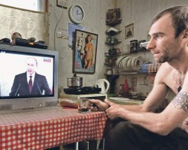 Интернет не смог заменить россиянам ТВ в качестве источника информации