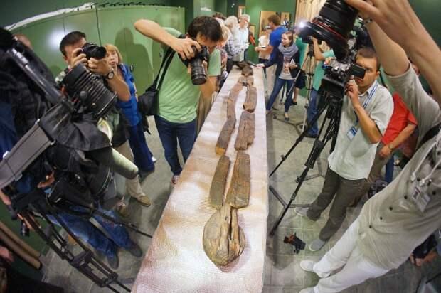 На Урале начались исследования древнейшего идола