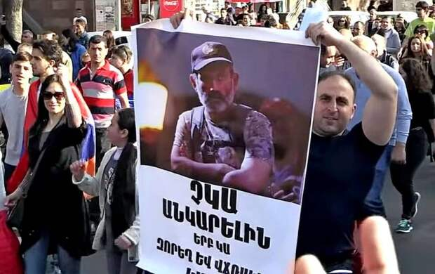 «Переворот», «майдан» или расплата за Карабах – что происходит в Армении?