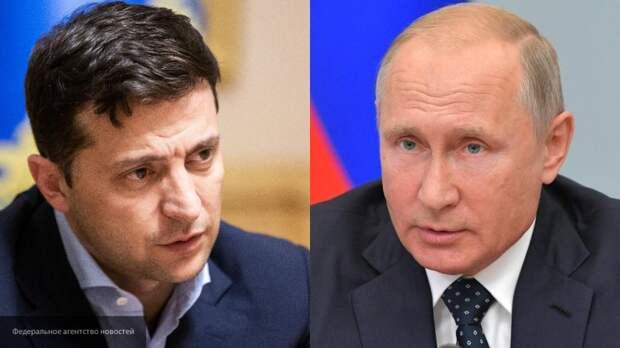 """Путин встретится сегодня с Зеленским в Париже после саммита """"нормандской четверки"""""""