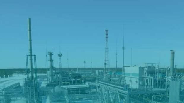 """Путин посетил с рабочим визитом новый нефтехимический комплекс """"СИБУРа"""" - """"ЗапСибНефтехим"""""""