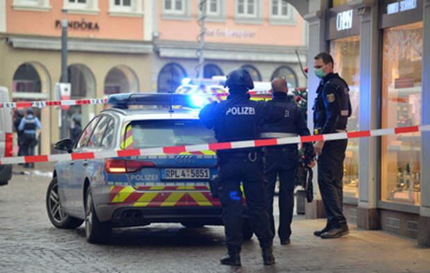 Неизвестный открыл стрельбу в немецком городе Эспелькамп