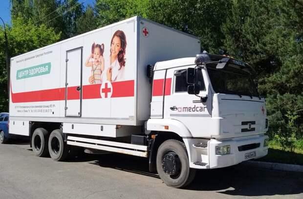 Жители Ижевска в праздничные дни смогут поставить прививку от коронавируса