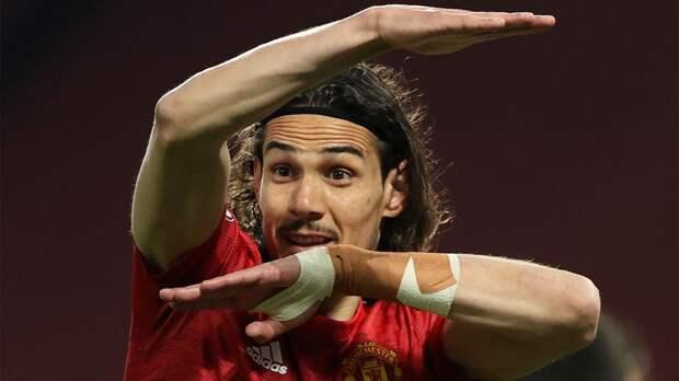Кавани: «Счастлив быть частью «Манчестер Юнайтед» и носить футболку этого клуба»
