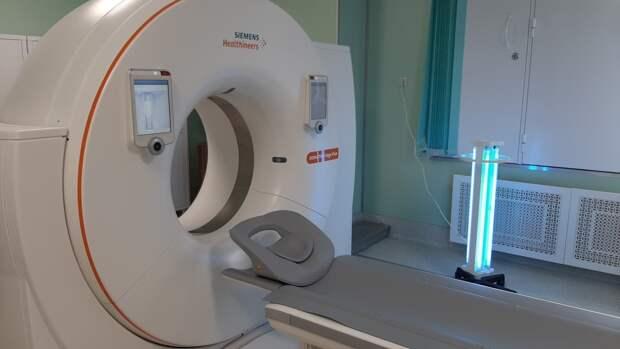 Новые КТ-центры для диагностики COVID-19 открыты в Москве