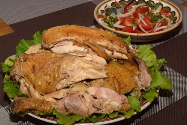 что приготовить из курицы фото
