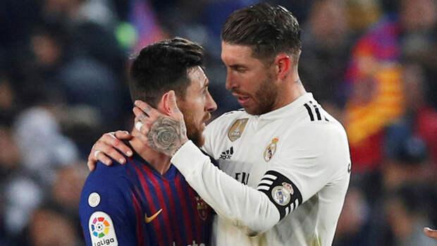 Президент «Реала» надеется, что Месси непокинет «Барселону»