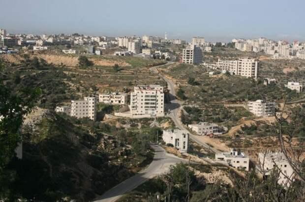 ЕС призвал Израиль отказаться от строительства на территории Палестины