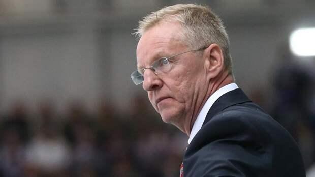 Ялонен станет главным тренером «Куньлуня»