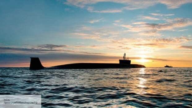 NI: маневры секретных подлодок России в Атлантике озадачили США