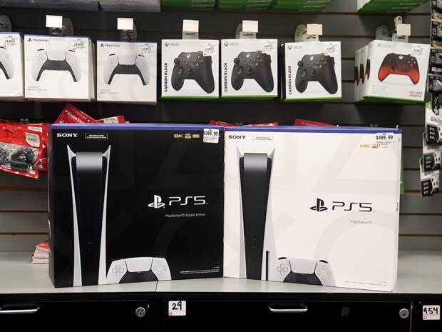Для консоли PlayStation 5 разрабатывается 25 совершенно новых проектов