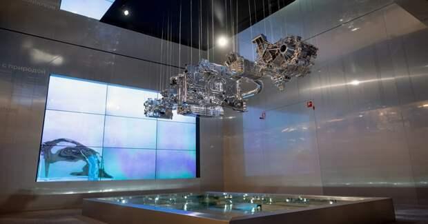 В Hyundai MotorStudio в Москве открылась выставка, посвященная мобильности будущего